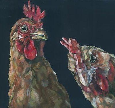 'Who you callin' Chicken?'