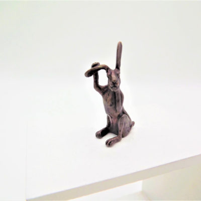 Miniature Cleaning Hare