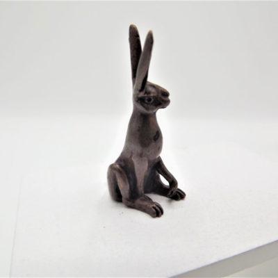 Miniature Sitting Hare