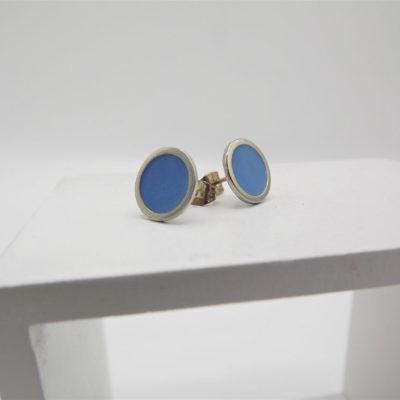 Blue Sky Stud Earrings by Koa