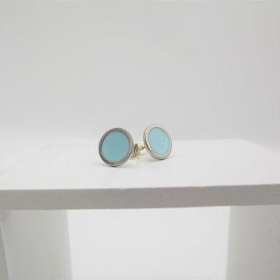 Bright Sky Stud Earrings by Koa