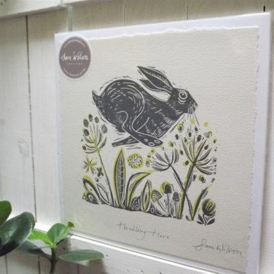 'Headlong Hare'