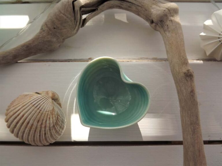 Small Heart Bowl