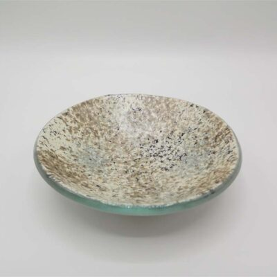 Small Round Dish by Jo Downs