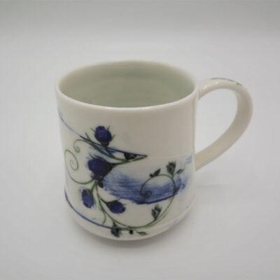 Helen Harrison Espresso 'Blue Bud'