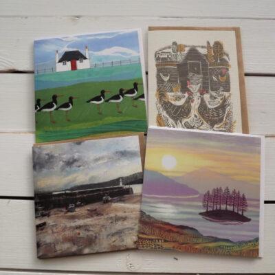 Greetings cards set 3